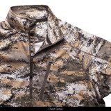 Light Weight hunting Pullover - Chest pocket with zipper.