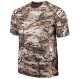 Men's Disruption® pattern Light Weight Hunting Short Sleeve T-Shirt.