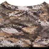 Light Weight Camo Hunting Short Sleeve Shirt - Mesh back detail.