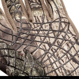 Men's Meridian Midweight, Windproof, Unlined Soft Shell Hunting Gloves - Hidd'n