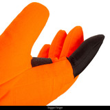 Blaze pattern gloves - Trigger finger,