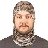 Heavyweight Disurption® pattern Balaclava - Adjustable face piece.