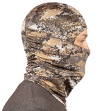 Hunting Balaclava - Coverage of head and mouth.