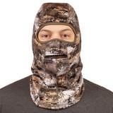 Heavyweight Long Pile Fleece Balaclava - Full face and neck coverage.