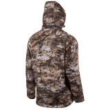 Men's Mid Weight Windproof, Soft Shell Jacket, Waffle Fleece Interior (Disruption®)