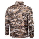 Men's Mid Weight ½ Zip Hunting Pullover, Unlined (Disruption®)
