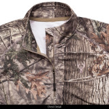 Women's Mid Weight, Terry Knit ¼ Zip Hunting Pullover (Hidd'n®)