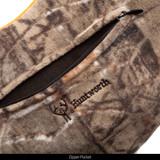 heavyweight Hunting Muff - Zipper Pocket.