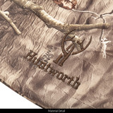 Reversible Water Resistant Hunting Hat - 4-way stretch performance stretch fleece.