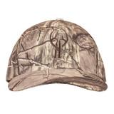 Rear view: Hidd'n® Baseball Cap - Stretch fit for maximum comfort.