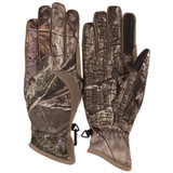 Women's Hidd'n® pattern midweight Water Resistant Hunting Gloves.