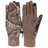 Ladies Hidd'n® pattern lightweight Hunting Gloves.