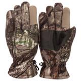 Youth's Hidd'n® pattern heavyweight Waterproof Hunting Gloves.