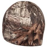 Rear view: Hidd'n® Hat - Reversible to Blaze.