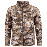 Disruption® Jacket - full zipper with inner storm flap.