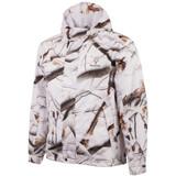 Men's Snow Camo pattern Waterproof Jacket.