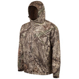 Men's Microfiber Waterproof Cover Up Jacket (Hidd'n®)