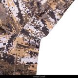 Disruption® pattern Hunting Base Layer Shirt - Armpit gusset.