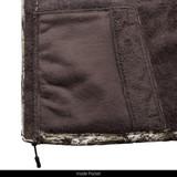Tarnen® pattern Heavy Weight hunting Jacket - Fleece Lining and Inner Pocket.
