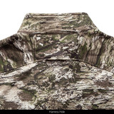 Tarnen® pattern Jacket - Harness hole.