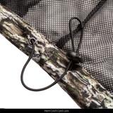 Tarnen® Waterproof Jacket - Adjustable cinch cord with cord locks in hem.