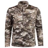 Tarnen® 1/2 Zip Pullover - Knit jersey material.
