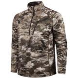 Men's Tarnen® pattern Light Weight Hunting 1/4 Zip Pullover.