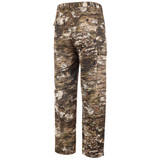 Rear view: Light Weight Hunting Pants - Comfortable fit.