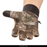 Lightweight Water Resistant Hunting Gloves - Silk screen palm.