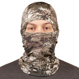Lightweight Hunting Balaclava - Full head coverage and easy mouth access.