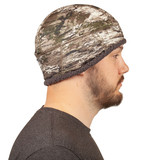 Heavyweight Sherpa Fleece Beanie - DWR finish to shed light mousiture and snow.