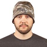 Tarnen® pattern Hat - Fully lined with sherpa fleece.