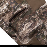 Light Weight camo hunting Pants - Cargo pocket.
