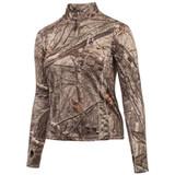 women's Hidd'n® pattern Light Weight Hunting Pullover.