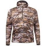 Men's Disruption® pattern midweight hunting hoodie.