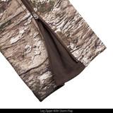 Tarnen® pattern - Leg Zipper with Storm Flap.
