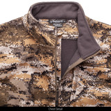 Disruption® pattern vest - Chest detail.