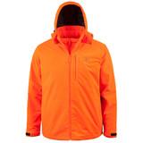 Heavyweight Waterproof hunting Jacket - 3 piece hood.