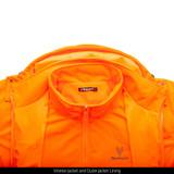 Heavyweight Blaze Jacket - Interior jacket and outer jacket lining.