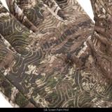 Tarnen® gloves - Silk screen palm print.