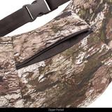 Heavyweight waterproof hunting muff - Zipper pocket.