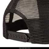 Snapback Hat - Adjustable Back Detail.