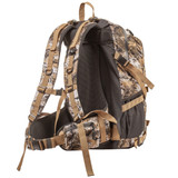 Lightweight Hunting Backpack - Mesh suspension system for weight load distribution.