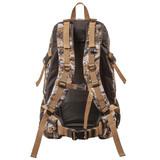 Suspension System Hunting Pack - Main, admin, belt and side pockets.