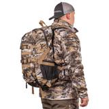Disruption® pattern Back Pack - Waterproof zippers.