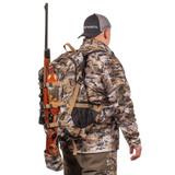 Lightweight All Day Hunting Backpack - Adjustable padded waist belt.