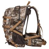 Tarnen® Hunting Pack - Three compression straps on back, two side compression straps.