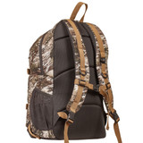 Lightweight Hunting Backpack - Adjustable straps that unclip to weave into tree stand.