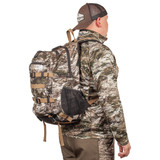 Day Pack - Reinforced carrying strap.