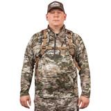 Men's Hunting Backpack - Reinforced stress points.